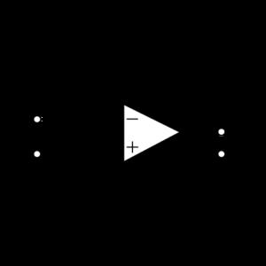 反転増幅回路(旧JIS表記)